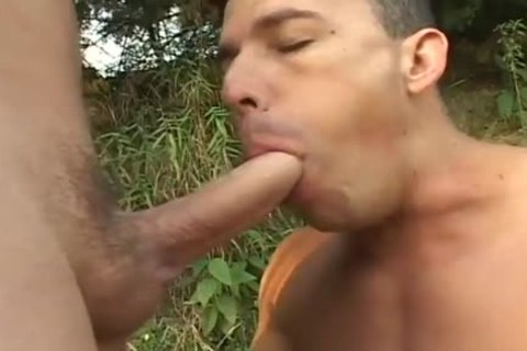 older studs And young men - Scene 4