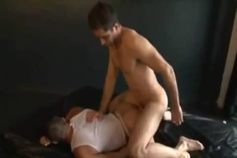 juvenile dude completely Dominates Muscle Daddy