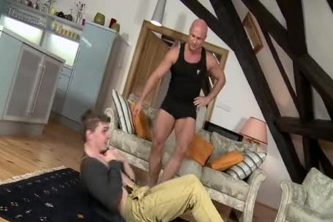 twink receive drilled By Personal Trainer