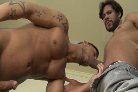 Latin Son blowjob And sperm flow
