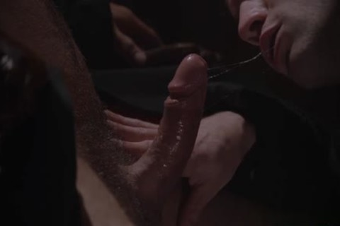 Muscle homo spanking And cumshot