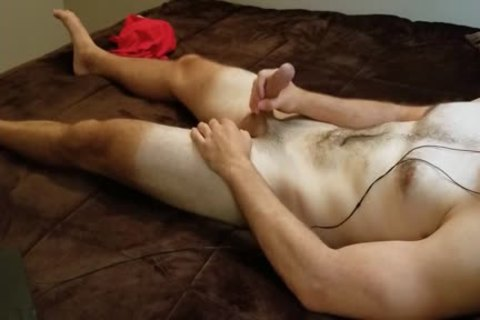 Straight Otter Intense Edging And cum Squirting orgasm